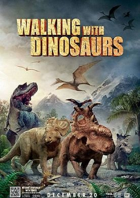 С динозаврами 3d walking with dinosaurs 3d